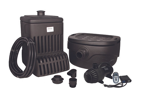 Rainwater Harvesting Fountain Add-On Kit