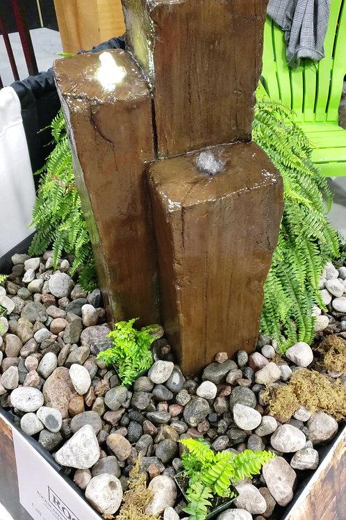 Wooden Beam waterfountain Kit