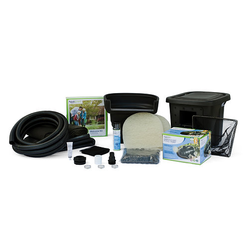 DIY Backyard Pond Kit 8x11