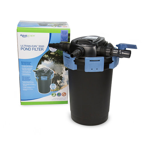 UltraKlean 3500 Pond Filter