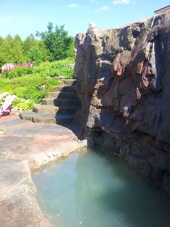 Small bottom Pool