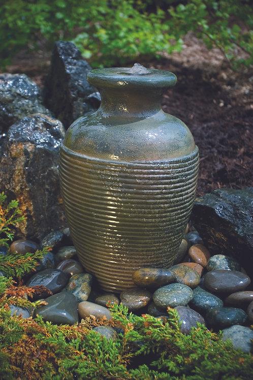 Mini Amphora vase fountain kit