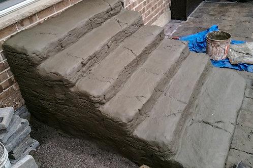 Artificial Rock Steps