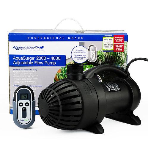 AquaSurge 2000-4000 Adjustable Flow Pond Pump