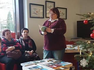 Knygų Kalėdos Birštono viešojoje bibliotekoje