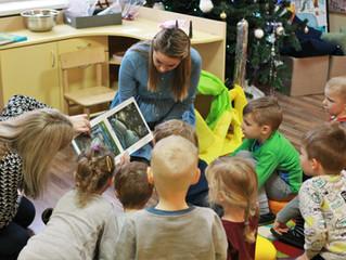 """""""Knygų kalėdos"""" svarbios ir patiems mažiausiems skaitytojams"""
