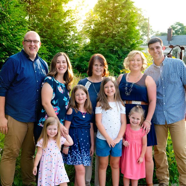 franklin family photograpy. Lisa Cox