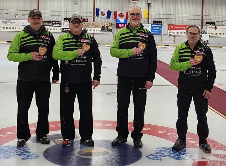 Team Hudy - Senior Men's