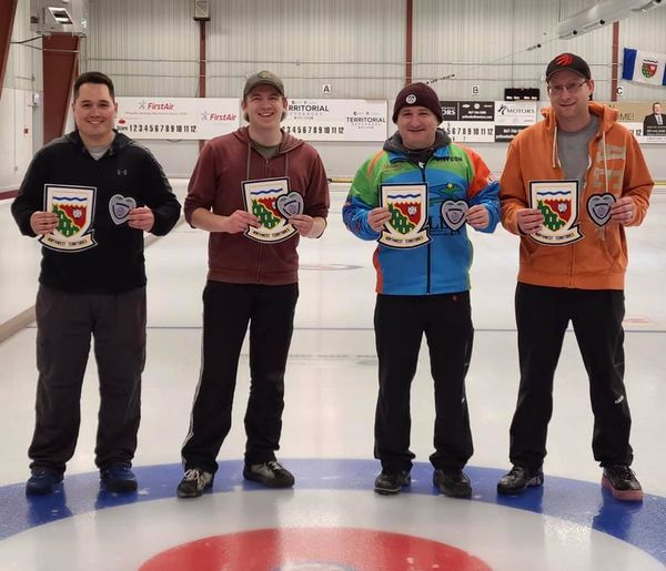 Team Robertson - Everest Curling Club Men's