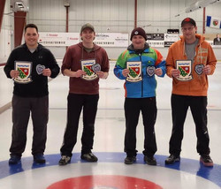 Team Robertson - Everest Curling Club Men's