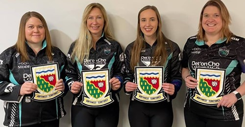 Team Galusha - NWT Ladies
