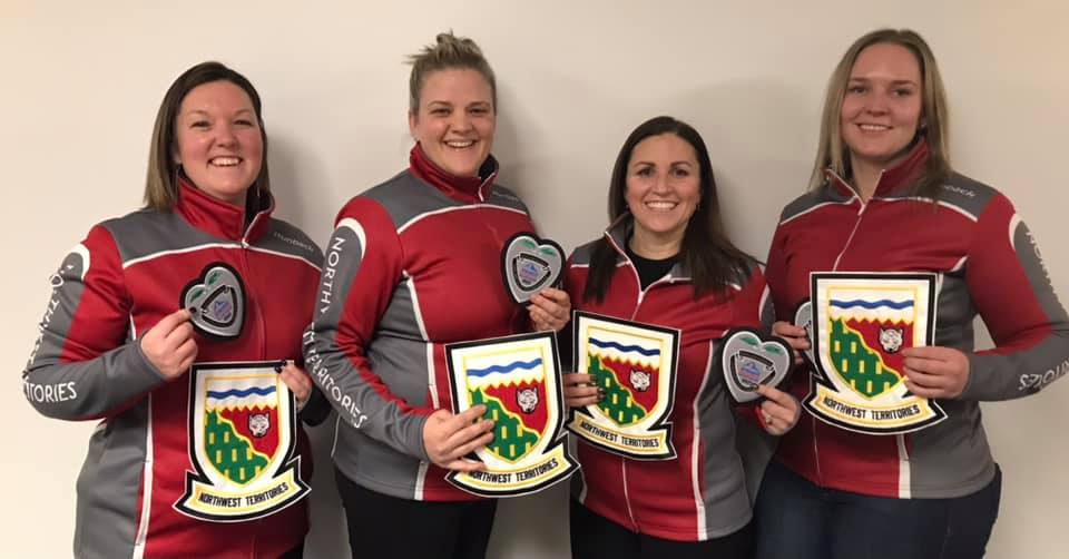 Team Stabel - Everest Curling Club Ladies
