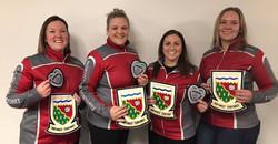 Team Stabel - Everest Curling Club Ladies