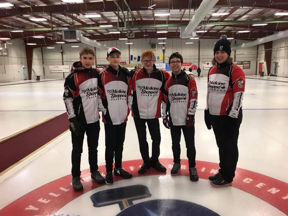 Team Naugler - U18 - 2020