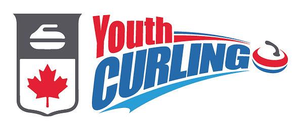 Youth Curling logo final Curling Canada.