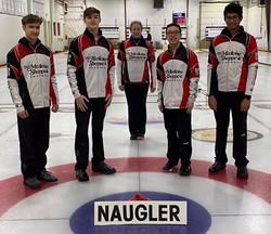 Team Naugler - U18 Men's