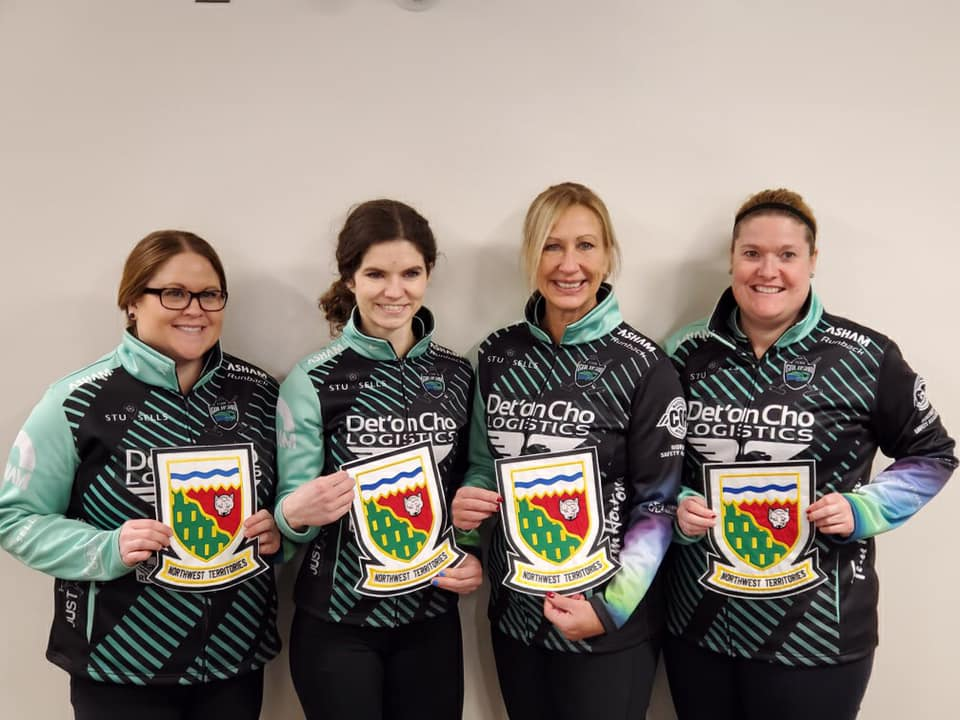 Team Galusha - NWT Scotties - 2020