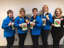 Team Cormier - Senior Ladies