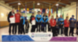2018 AWG Mixed Doubles Podium.JPG
