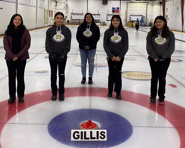 Team Gillis - U18 Ladies