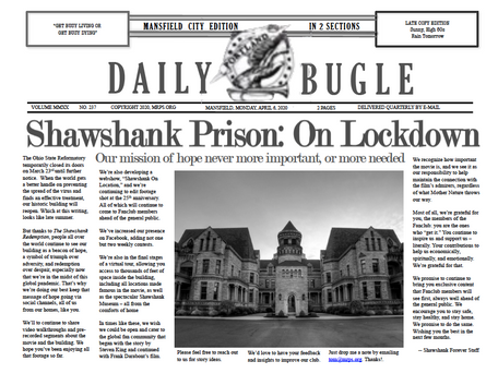 Download The Daily Bugle Newsletter