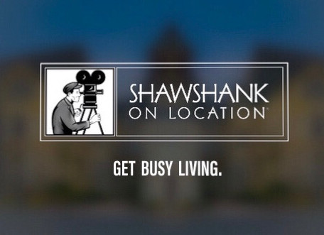 "Production underway for original series: ""Shawshank On Location"""