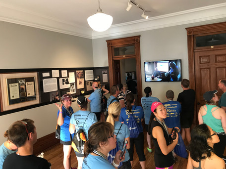 Fans Marvel at Grand Opening of New Shawshank Museum