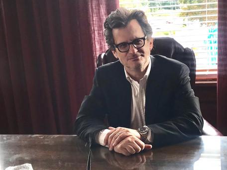 TCM's Ben Mankiewicz Does Time at Shawshank State Prison