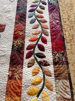 Autumn Memories Table Quilt