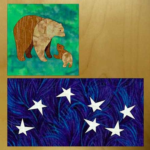 Bears and Big Dipper