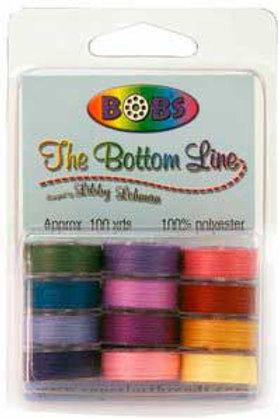 BOBs Variety Pack 1 Plastic-Sided Bobbins