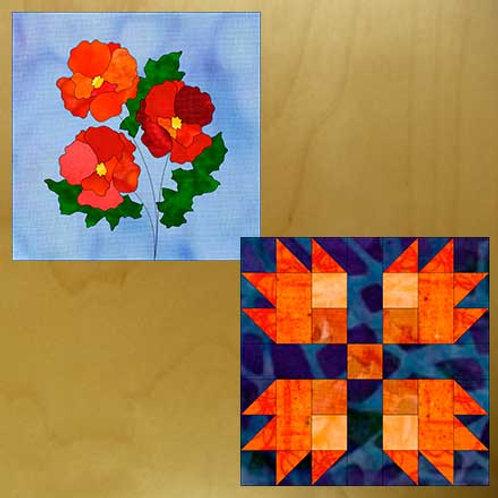 Poppy & Autumn Tints