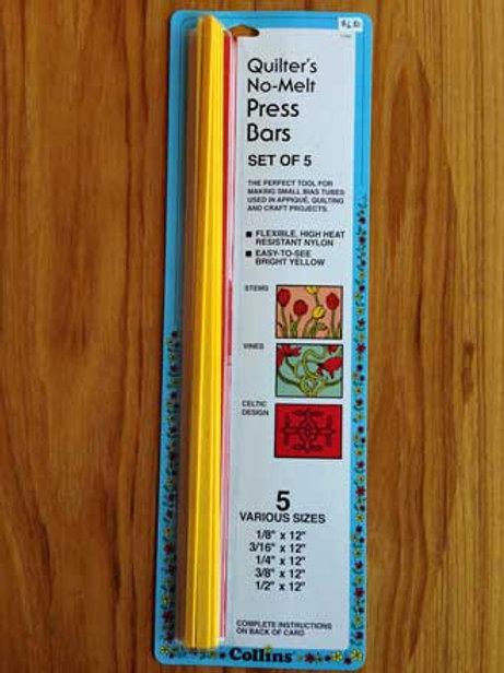 Bias Press Bars