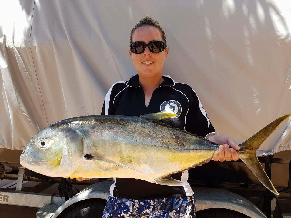 chels golden trevally