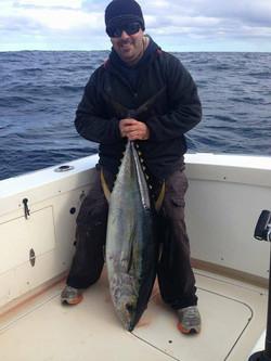 Tackle International Charlies Yellowfin Tuna