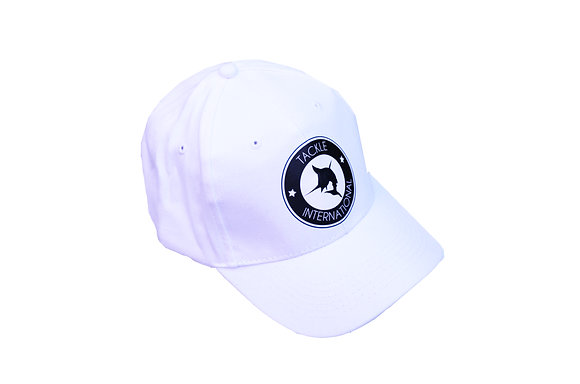 White Fishing Hat