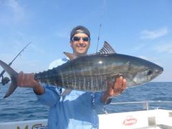 Tackle International Tuna for Thomas