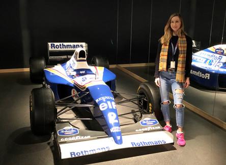 Williams F1 Grand Prix Collection Tour