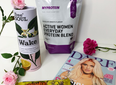 New Diet And Fitness Products At Superdrug