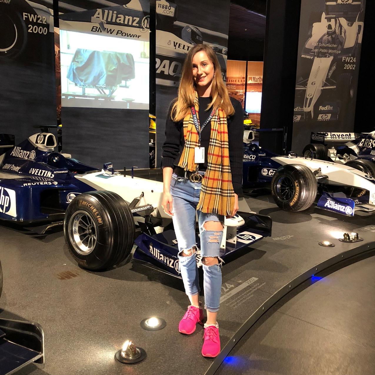 Williams F1 Tour