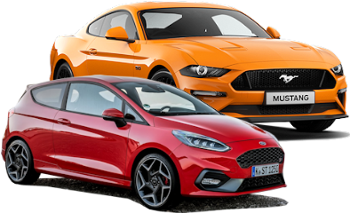 Win A Mustang GT And A Fiesta ST!