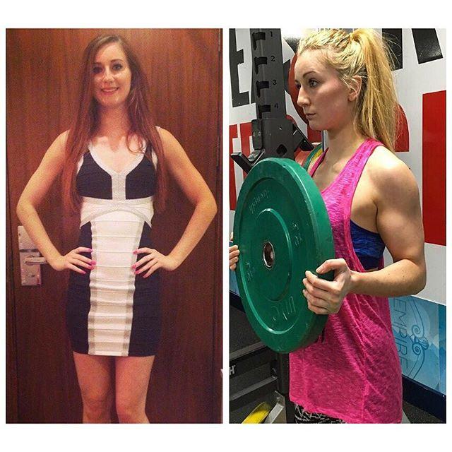 Leanne Holder Transformation