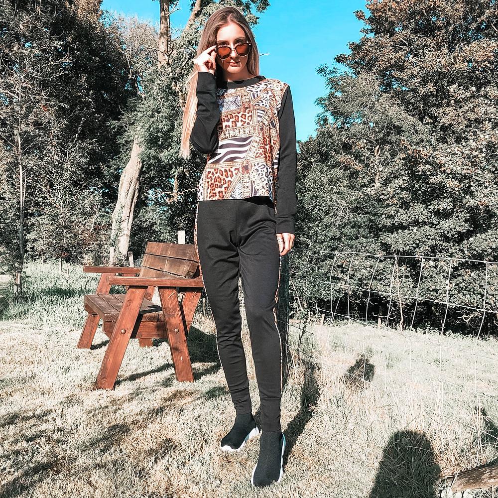 Leanne Holder Loungewear