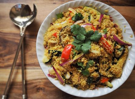 6 Easy & Healthy Vegan Foods