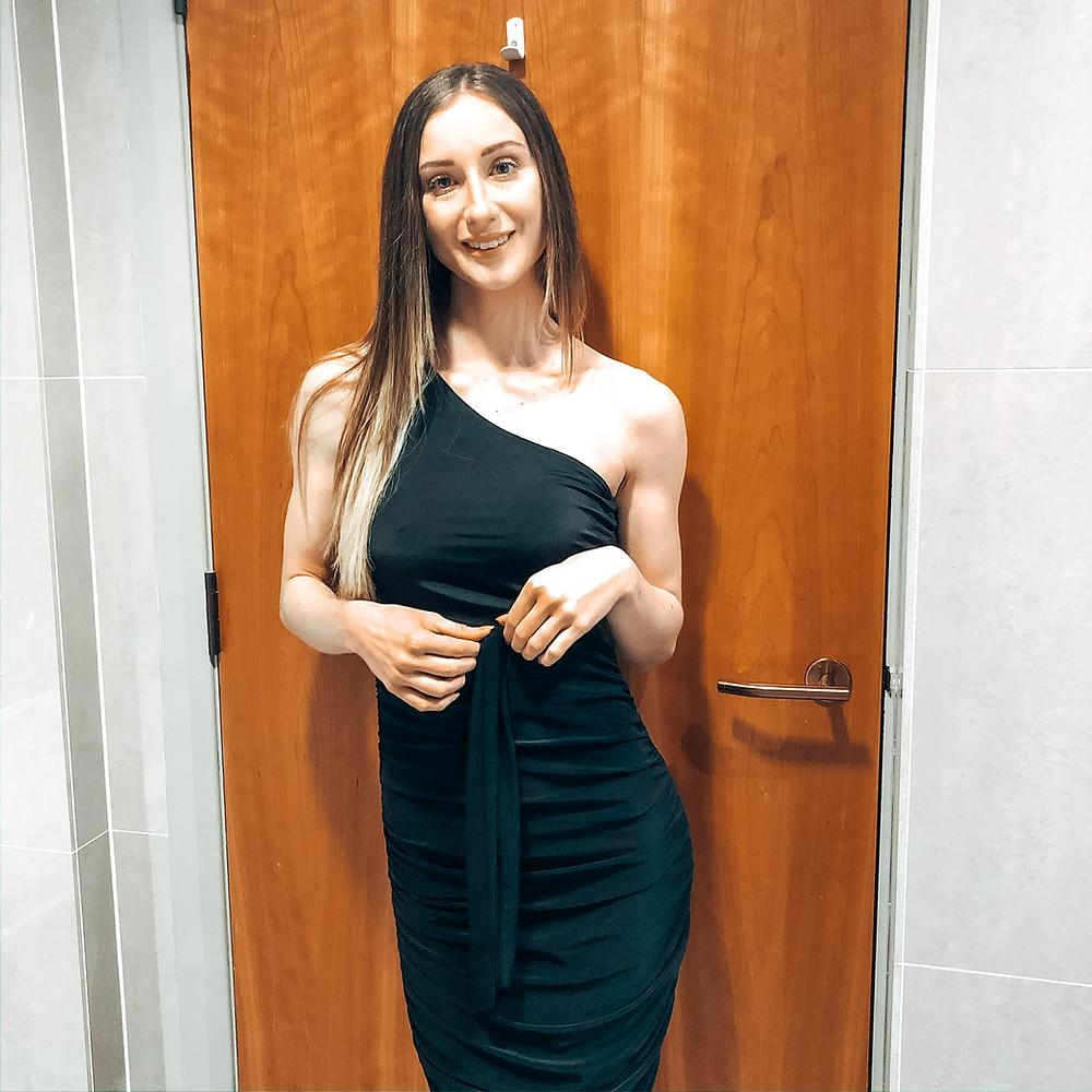 Leanne Holder - Little Black Dress