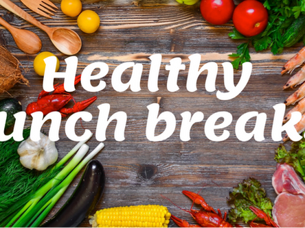 Healthy Lunch Breaks: How To Make The Most Of Your Lunch Box