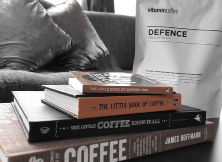 Vitamin Coffee - The Coffee That Makes You Feel Better