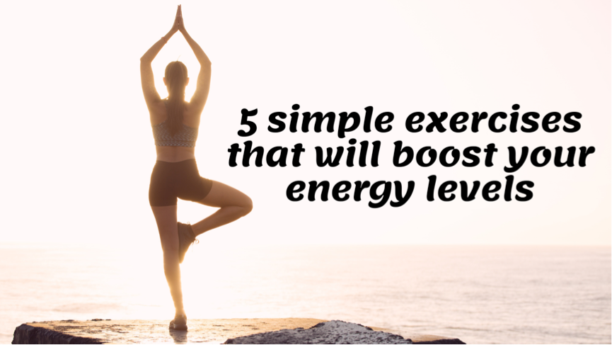 5 simple exercises