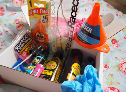 BecauseRacecarBox - A Car Lovers Essential!