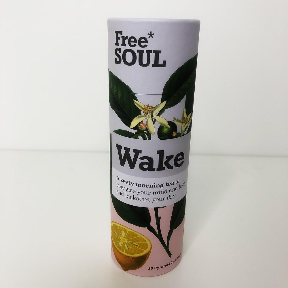 Free Soul Wake Tea